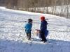 Uživanje na snegu - zimski športni dan 1. VIO